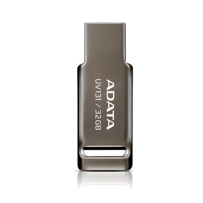 Adata USB flash drive: UV131 - Grijs