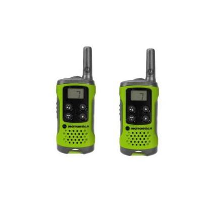 Motorola walkie-talkie: TLKR-T41 - Groen