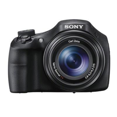 Sony digitale camera: Cyber-shot DSC-HX300 - Zwart