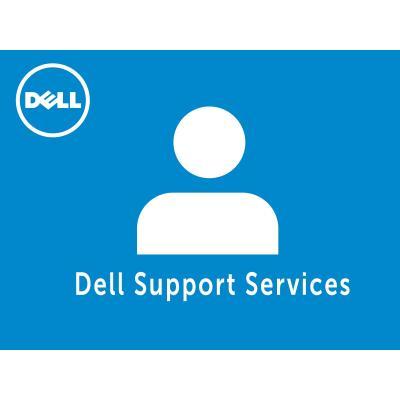 Dell garantie: 1Y NBD - 5Y NBD