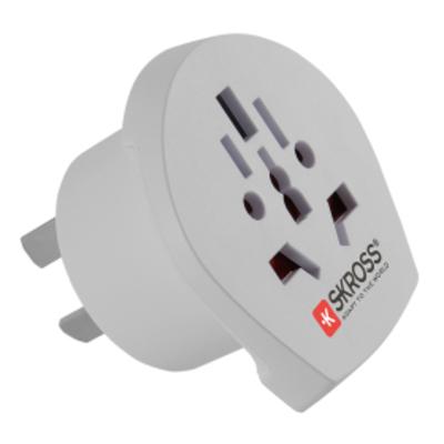 Skross 1.500222 stekker-adapters