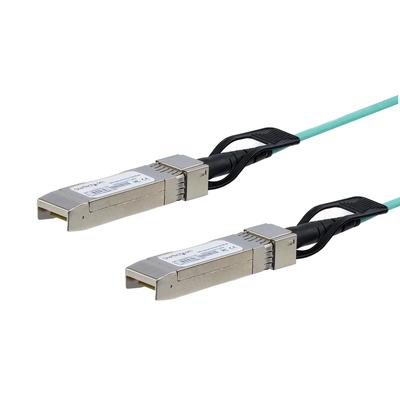 StarTech.com 5m Cisco SFP-10G-AOC5M compatibel SFP+ optische kabel actief 10 Gbps glasvezel AOC fiber .....