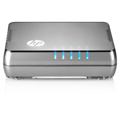 Hp switch: V 1405-5G v2 - Grijs