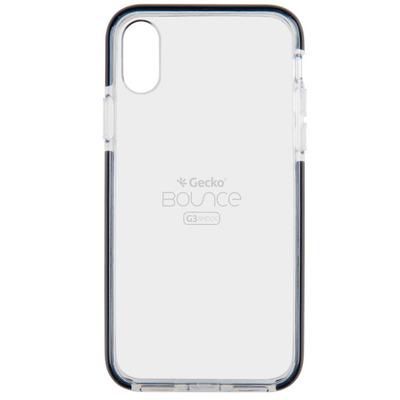Backcover Bounce iPhone Xr - Zwart / Black Mobile phone case