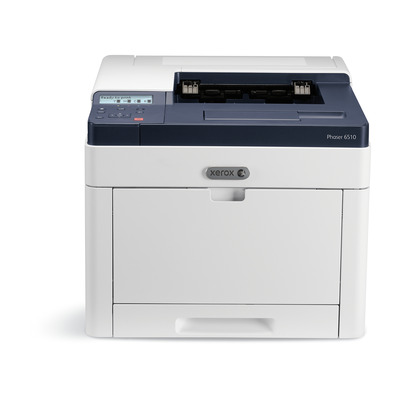 Xerox Phaser 6510 Duplex Ethernet Wireless Laserprinter - Wit