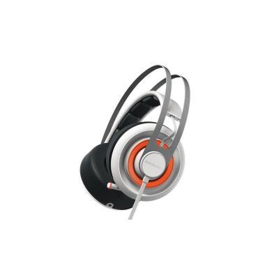 Steelseries headset: Siberia 650 - Wit