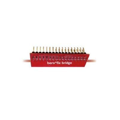 Beronet wifi-versterker: Bridge, 4xRJ-45, PSTN, Red - Rood