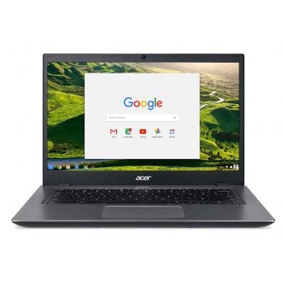 Acer laptop: Chromebook Chromebook 14 CP5-471-C7L8 - Zwart, QWERTY