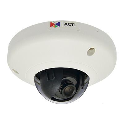 ACTi E92 Beveiligingscamera - Zwart, Wit