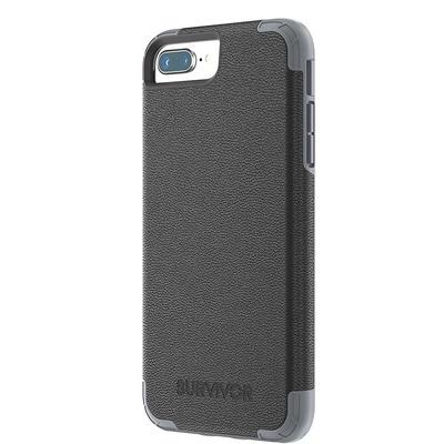Griffin Survivor Prime Mobile phone case - Zwart