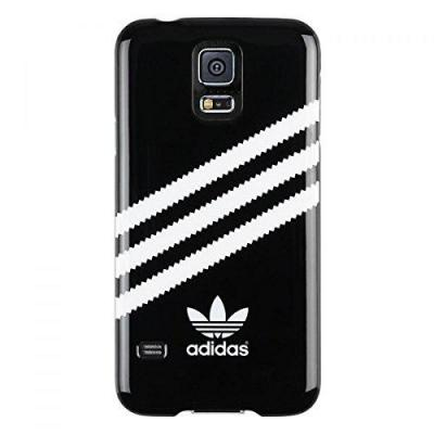 Adidas Cover case for Samsung Galaxy S5, Black/White