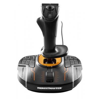 Thrustmaster game controller: T-16000M FC S - Zwart, Oranje