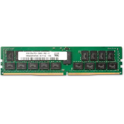 HP RAM-geheugen: 32GB DDR4 2666MHz - Groen