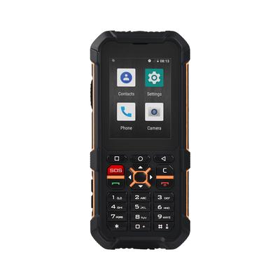 RugGear RG170 Smartphone - Zwart,Geel 8GB
