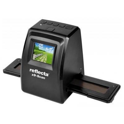 Reflecta scanner: x9-Scan - Zwart