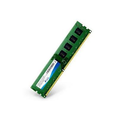 Adata RAM-geheugen: 8GB DDR3 1333MHz DIMM