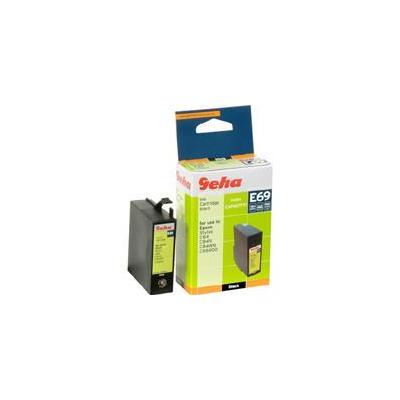 Geha TO43140 Ink Cartridge for Epson Black Inktcartridge
