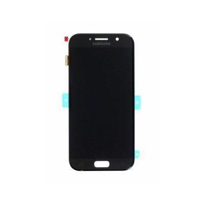 Samsung mobile phone spare part: A520F Galaxy A5 2017 LCD Display Module - Zwart