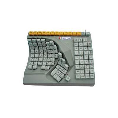 Maltron Maltron enkelhandig toetsenbord linkshandig