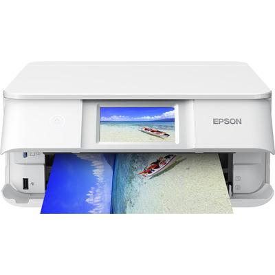 Epson Expression Photo XP-8605 Multifunctional - Zwart, Cyaan, Lichtyaan, Lichtmagenta, Magenta, Geel