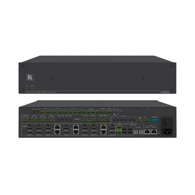 Kramer Electronics VS-88UT, HDMI, HDBaseT, 3.5mm IR, RS-232, USB, RJ-45, RS-485, HDCP 1.4, 4k, .....