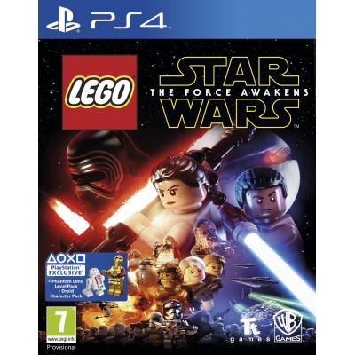 Warner bros game: LEGO Star Wars: The Force Awakens  PS4