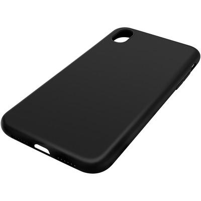 Sandberg Cover iPhone XR Soft Black Mobile phone case - Zwart