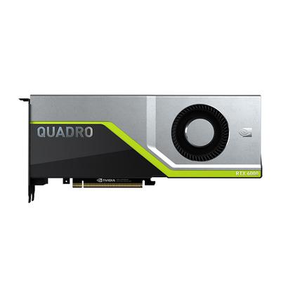 Lenovo Nvidia Quadro RTX 6000, 24 GB GDDR6, PCI Express 3.0 x 16, 4 x DP 1.4, 1 x VirtualLink Videokaart - .....