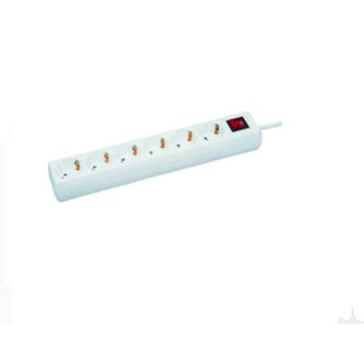 Microconnect GRU0065W Stekkerdoos - Wit