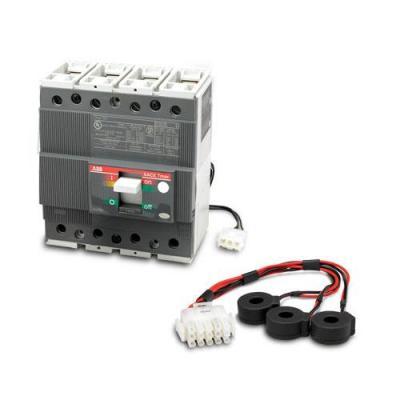 Apc circuit breker: 4-Pole Circuit Breaker, 175A, T3 Type for Symmetra PX250/500kW - Zwart, Wit