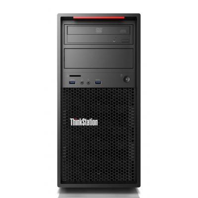 Lenovo ThinkStation P320 Pc - Zwart