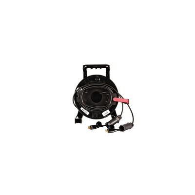 Kramer Electronics CRS-PlugNView-H HDMI kabel - Zwart