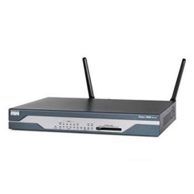 Cisco wireless router: 1803 - Multi kleuren