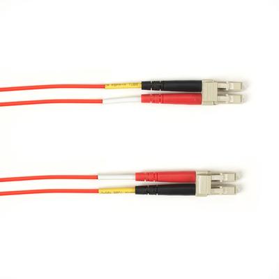 Black Box 5 m, OM3, LSZH, LC-LC, 50 µm Fiber optic kabel