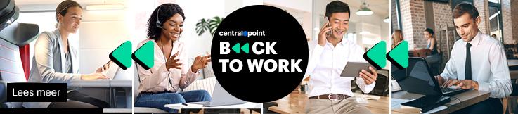 Back to Work hybride werken