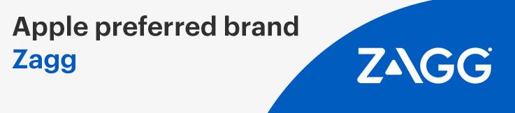 Apple preferrd brand Zagg