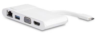 USB-C multiport adapter