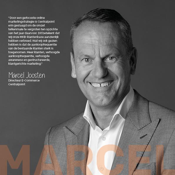 Directeur E-commerce Marcel Joosten van Centralpoint