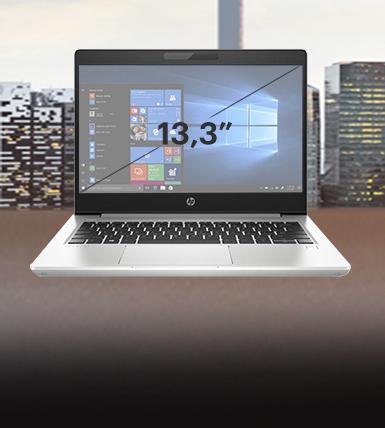 HP ProBook 430 G6 13.3 inch i3 4GB 128GB Laptop - Zilver