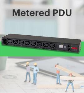 APC metered PDU