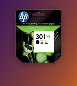 Bekijk alle HP inkt