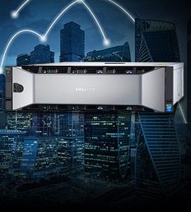 Dell EMC SCv3000: enterprise functies in betaalbare auto-tiering hybride array
