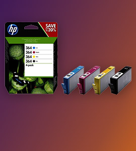 HP inkt 4 pack
