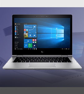 HP refurb laptop