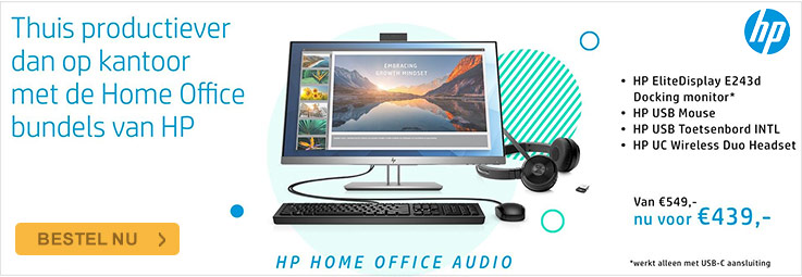 HOME OFFICE AUDIO BUNDEL