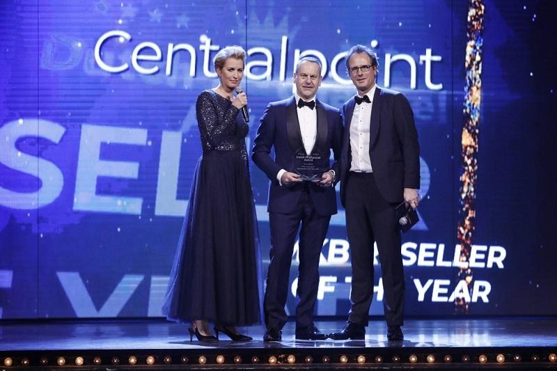 Centralpoint tijdens Dutch IT-channel  Awards uitgeroepen tot MKB Reseller of the Year 2018