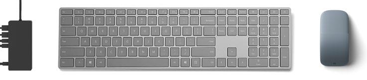 Surface desktop