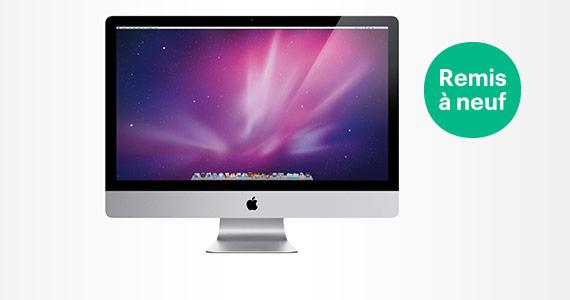Acheter des iMac reconditionnés sur Centralpoint.be