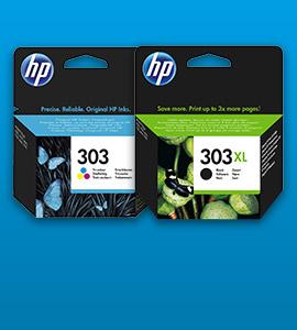 HP inkt 303