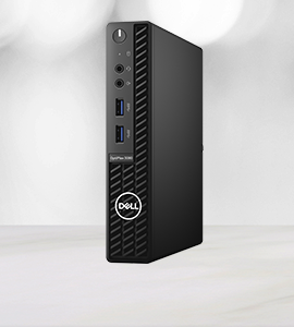 Dell OptiPlex 3080 i3 mini-PC